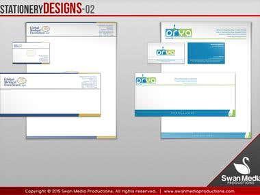 Stationery Design / Corporate Identity Design