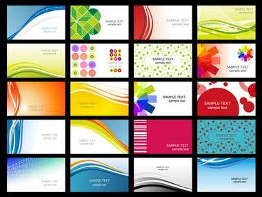 business cards desigh