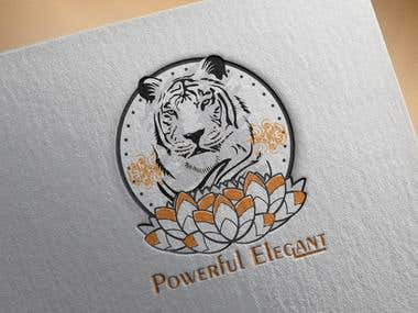 Logo for Powerful Elegant