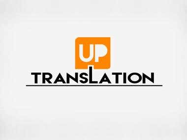 UP TRANSLATION LOGO