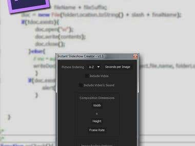 After Effects Scripting
