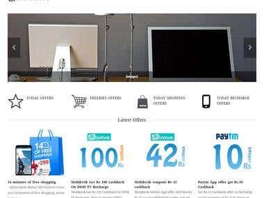 guruoffer.com website