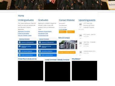 Webster University - Leiden Campus