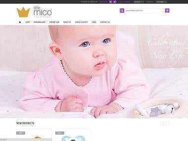 Littlemico Copenhagen (Magento Site)
