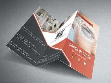 Brochure Corso Ottica
