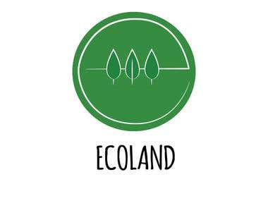 Logo design for Ecoland