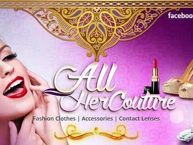 AllHerCouture Banner