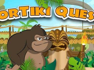 GorTiki Quest