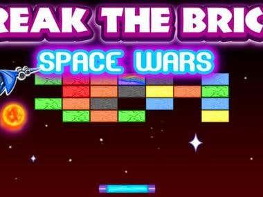 Break the Bricks: Space Wars