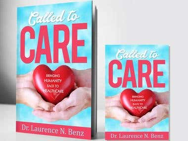 """book Cover \""""called to care\"""""""