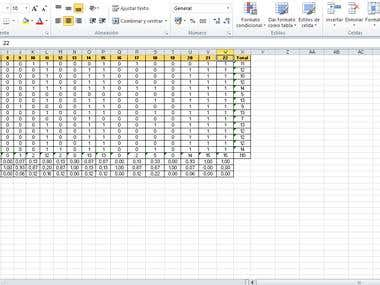 Manejo de Excel