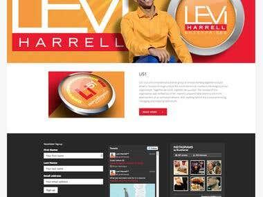 Levi Harrell