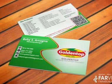 Goldentop Marketing International Corporation