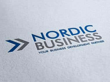 Logo for Nordic Business