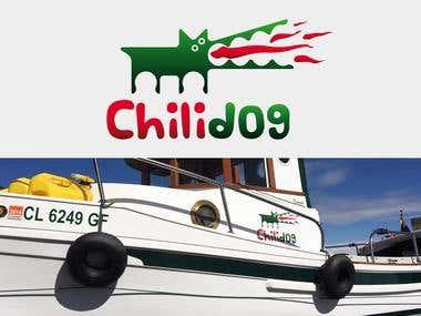 ChiliDog logo.