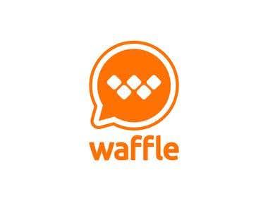 Logo Design for Waffle App