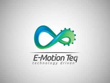 Logo design for Emotion-teq