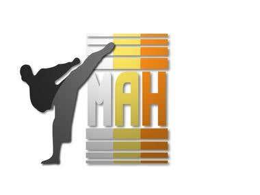Logo for Martials Arts hosting company