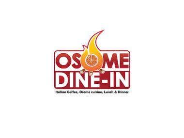 Osome Dine-In Logo