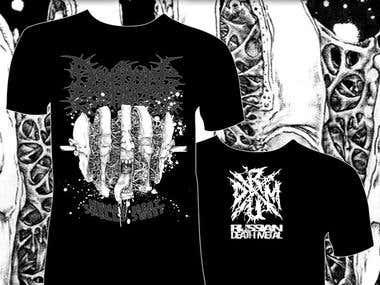 Dormant Carnivore | T-shirt | Russia