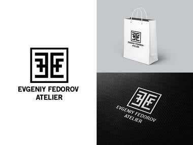 Evgeniy Fedorov Atelier - logo&branding