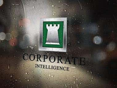 Corporate Intelligence Logo Design