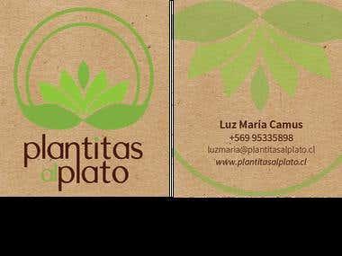 Plantitas al Plato