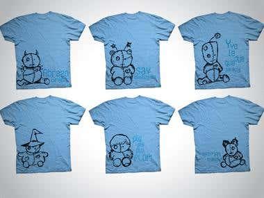 Some shirts