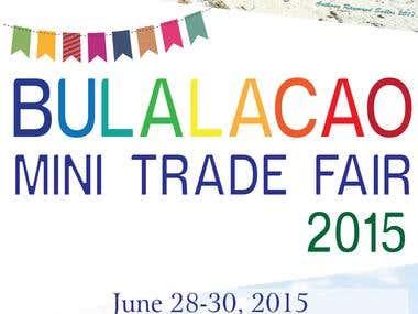 Trade fair banner