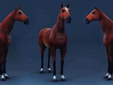 Horse-WIP
