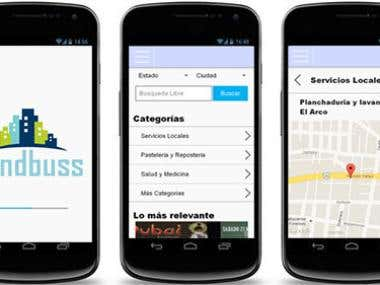 Findbuss - Android