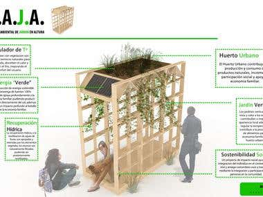 CAJA (high garden environmental cell)