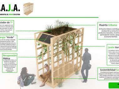 CAJA (high garden environmental cell)
