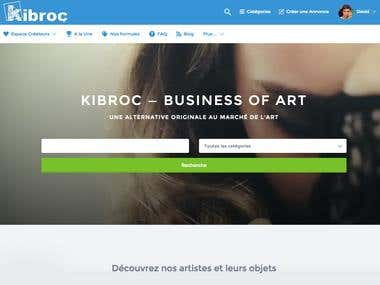 Kibroc - Business of Art