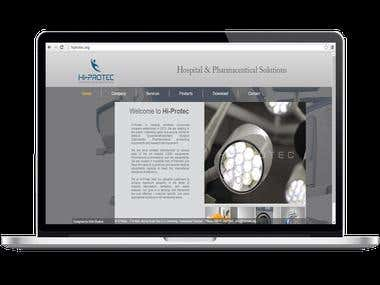 Hiprotect website