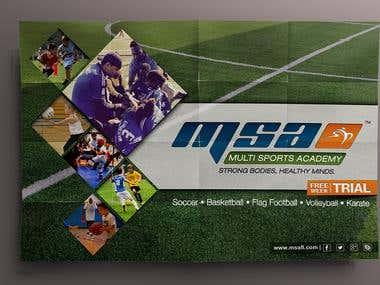 Multi Sports Academy