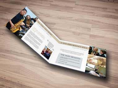 Brochure for School Funding