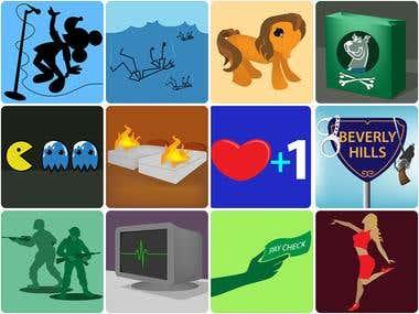 Icons & Logos