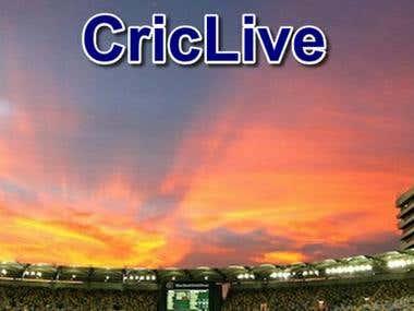 Cricket Live Score - CricLive