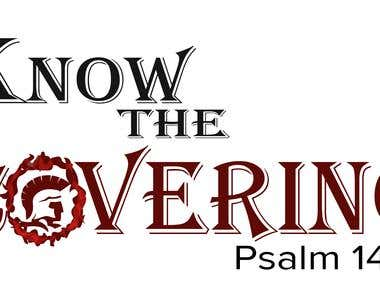 Design a Logo for Know the Covering Ministries