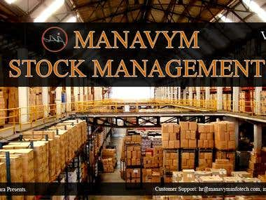 Manavym Stock Management (c#)