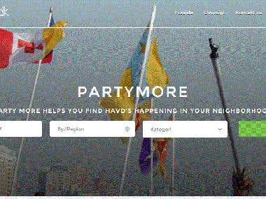Search the parties of your city