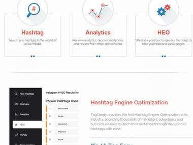 HashTag Analytical Tool