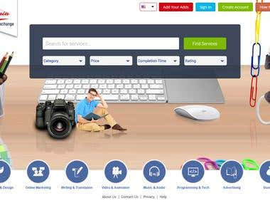 Job Marketplace Website