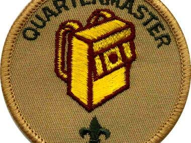 I am the Quartermaster
