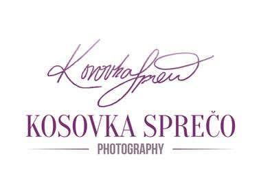 Kosovka Spreco Photography Logo