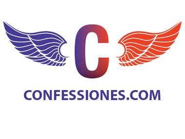 Confessions website Logo
