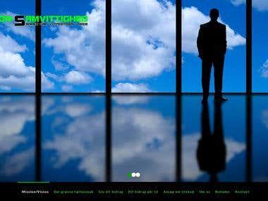 Green Enery Website