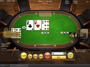 Goldeneggpoker.com Online Poker Room Software