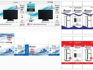 carton pack design